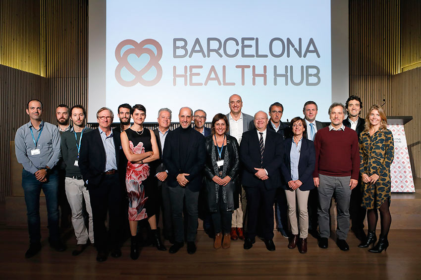 BITAC at Barcelona Health Hub Summit