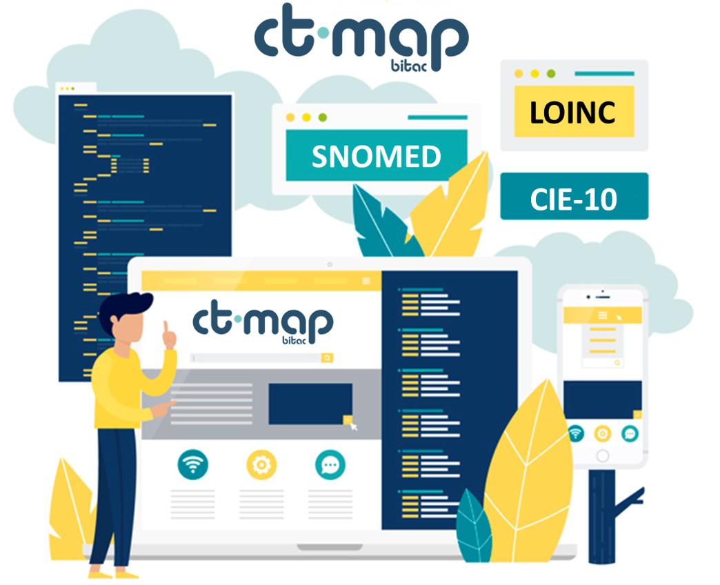 Plataforma CTMAP de codificación de terminología clínica